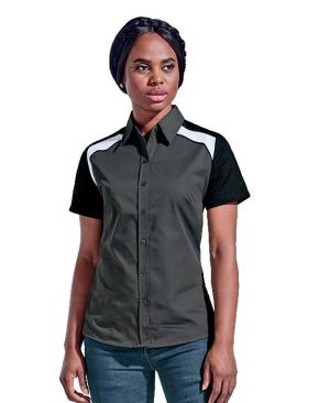 Barron Ladies Raptor Shirt - Avail in: Granite/Black/White