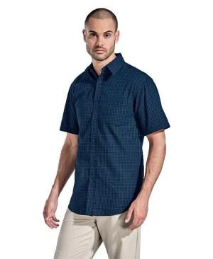 Barron Union Lounge Short Sleeve - Avail in: Black