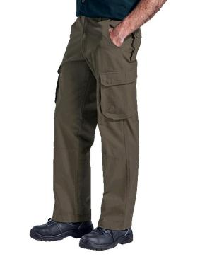 Barron Mens Cargo Pants - Avail in: Black