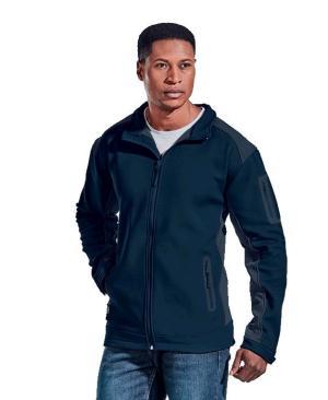 Barron Mens Pegasus Jacket - Avail in: Black/Granite