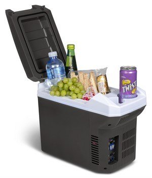 Harbin Travel Fridge - Charcoal