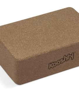 Kooshty Kork Yoga Block - Natural