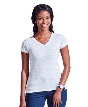 Barron Ladies 145g Astro T-Shirt - Avail in: Black/White