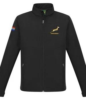 Springbok Mens Softshell Jacket - Available in: Black