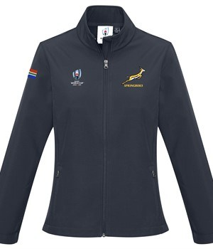 World Cup Ladies Softshell Jacket - Available in: Black
