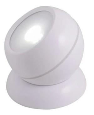 White 360 Degree Rotating Light