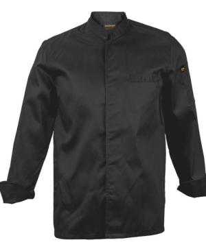 Florence Chef Jacket - Available in: Black or White