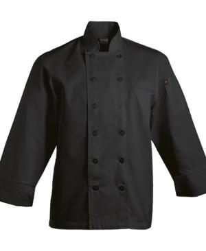 Mens Savona Long Sleeve Chef Jacket - Available in: Many Colours
