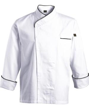 Veneto Chef Jacket - Available in: White