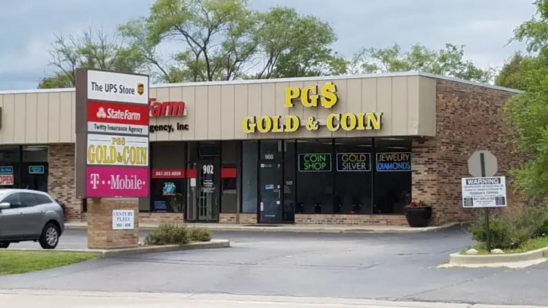 PGS Gold & Coin Opens New Store in Schaumburg, IL