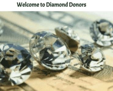Diamonddonors.com – Damonddonor peer to peer Ponzi