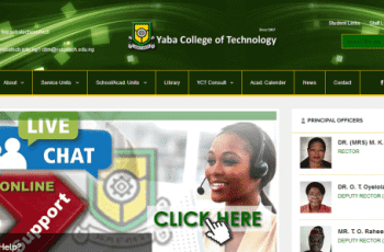 Yabatech Admission List | Yabatech ND Full Time Admission List 2018/2019