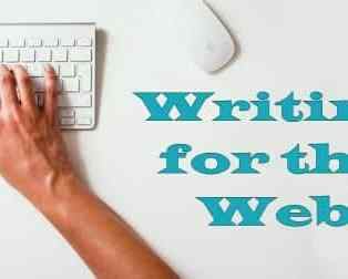 Web Writing | 9 Fact Tips for Web Writing