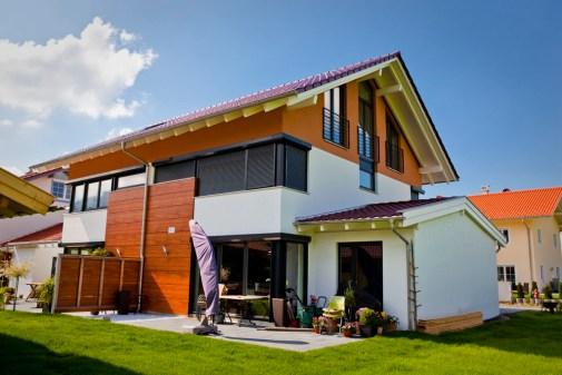 Auftragsfotografie Haus