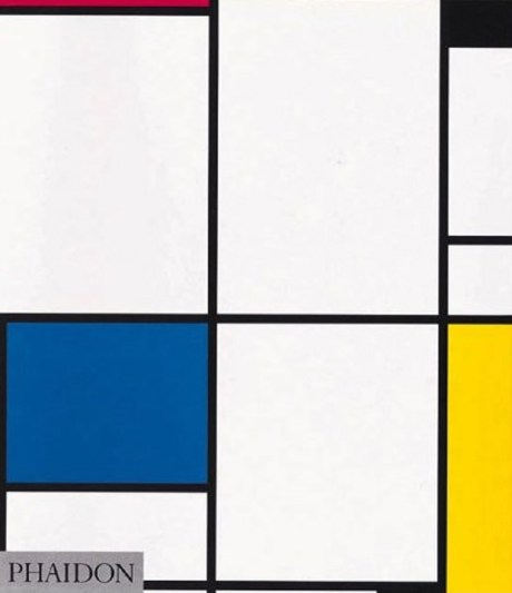 Our Mondrian book in the store now