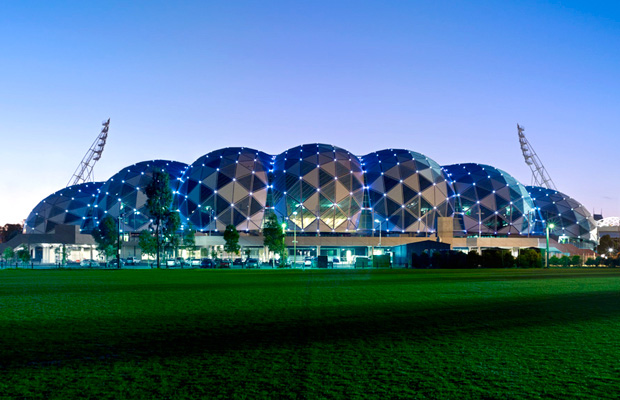 Another Victory At Melbournes AAMI Stadium Architecture
