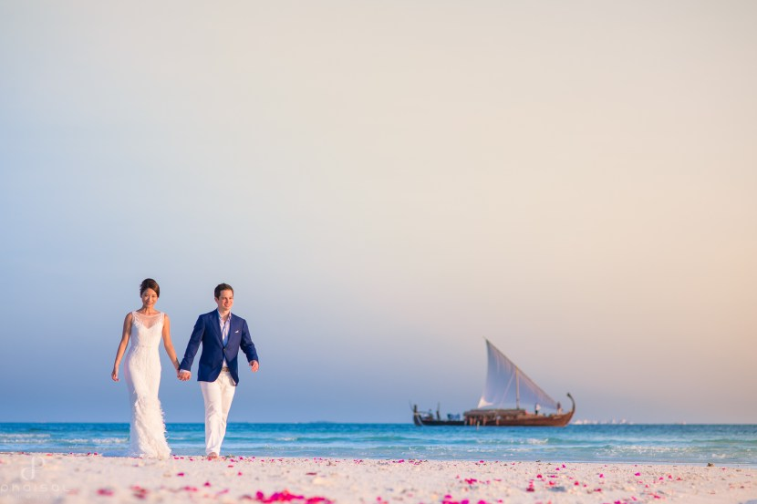 maldives weddings and honeymoon