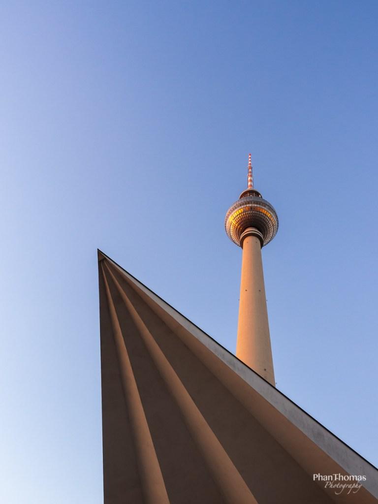 Berlin Mitte: Der Berliner Fernsehturm