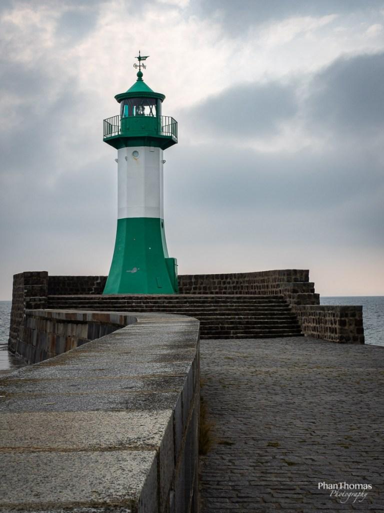 Leuchtturm in Sassnnitz