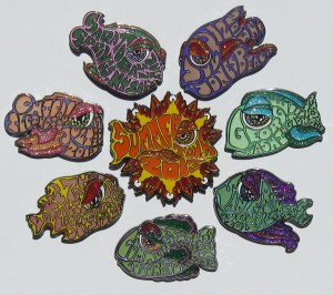 2013 happy fish series KERRIGAN set of 8
