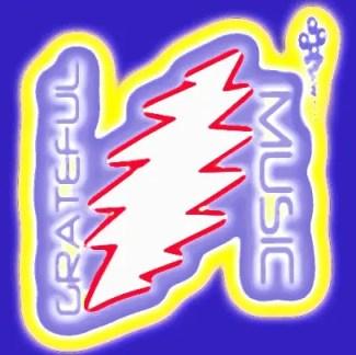 grateful music logo