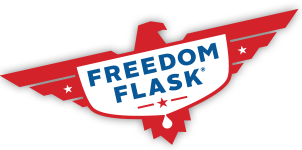 Freedom Flask® is the professional way to take your own drinks into football games, concerts, and other social events. The best damn hidden flask on the market, serving Weekend Warriors Since 2010. Freedom Flask is the American made hidden flask that pays for itself after one use. Alcoholic beverages are intended only for those of legal purchase age. Please drink responsibly. Take your booze anywhere you chooze! For more information: www.freedomflask.com
