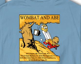 wombat back