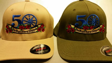 GD50 flexfit hats