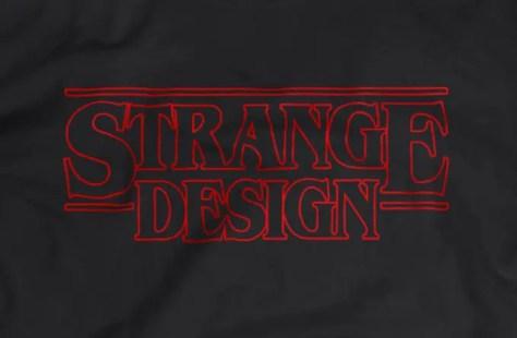 strange design
