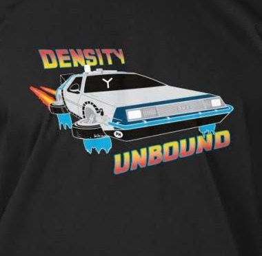 DeLorean Unbound Shirt – Available Now