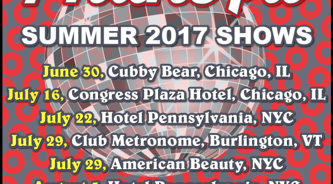Announcing 6 PhanArt Shows for Summer 2017!