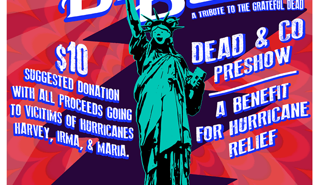 American Beauty NYC will have vendors, Stella Blues Band and more before Dead and Company at MSG!