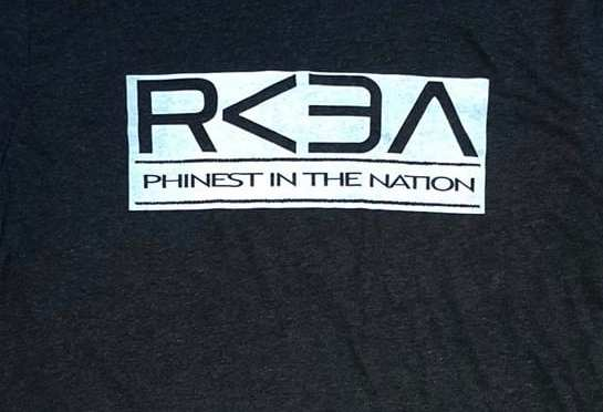 Just in Time for Summer REBA – Phinest In The Nation – T-Shirt