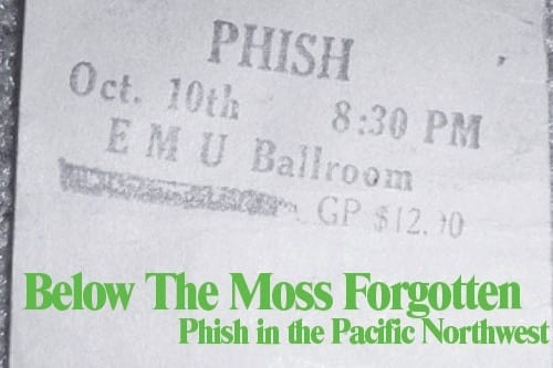 'Phish in the Pacific Northwest' Exhibit to be featured at Oregon State University Phish Studies Conference