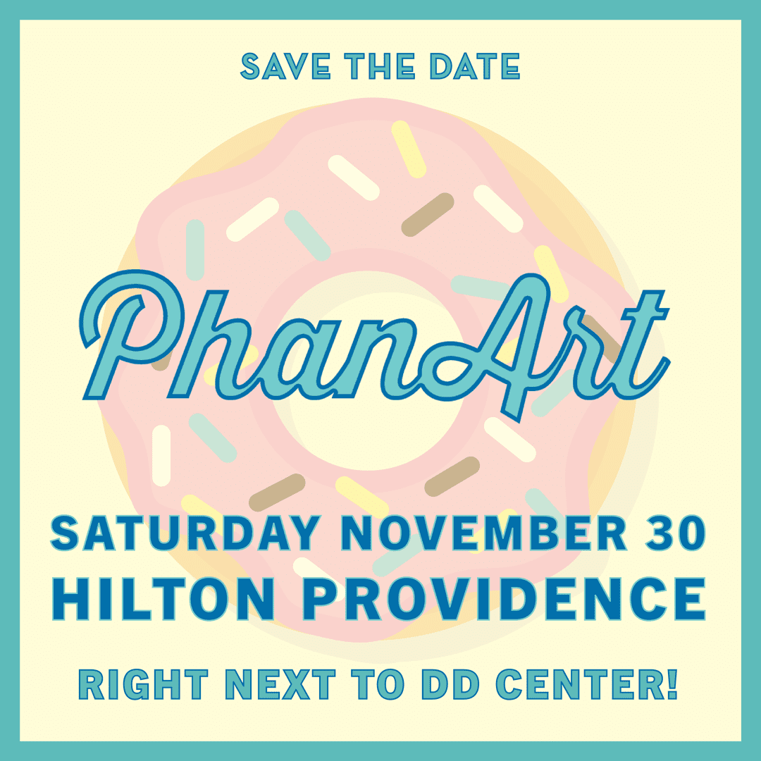PhanArt in Providence, November 30