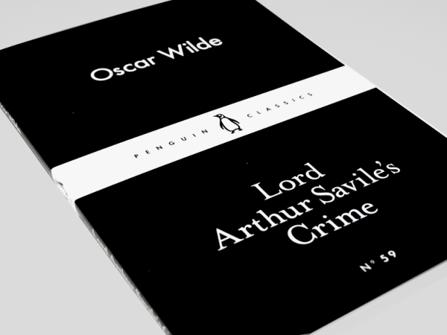 Oscar Wilde_Penguin Little Black Classics