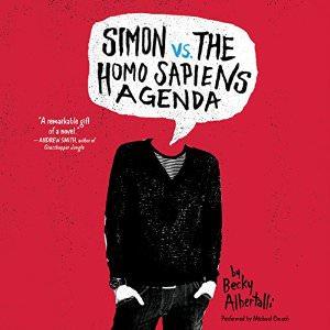 """Becky Albertalli: """"Simon vs. the Homo Sapiens Agenda"""""""