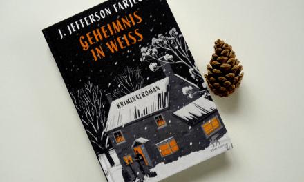 "[Leselog] J. Jefferson Farjeon: ""Geheimnis in Weiß"""
