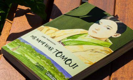 "Jiro Taniguchi: ""Ihr Name war Tomoji"""