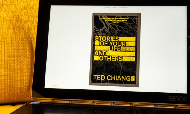 "#StoriesofChiang: Wir lesen gemeinsam ""Stories of Your Life and Others"""