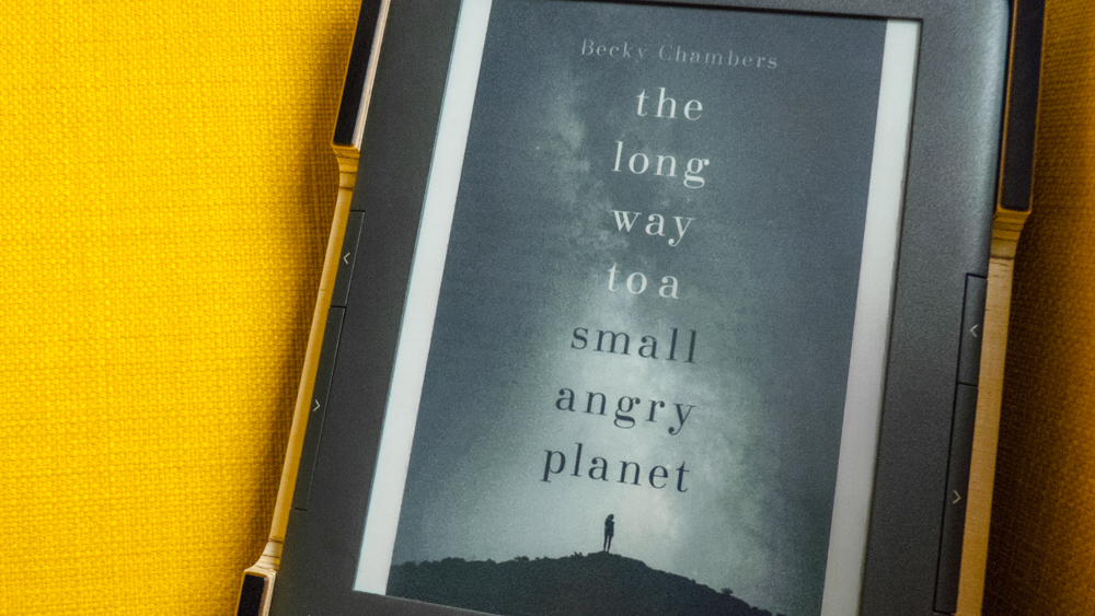 """Becky Chambers: """"The Long Way to a Small Angry Planet"""" (Wayfarer Band 1)"""