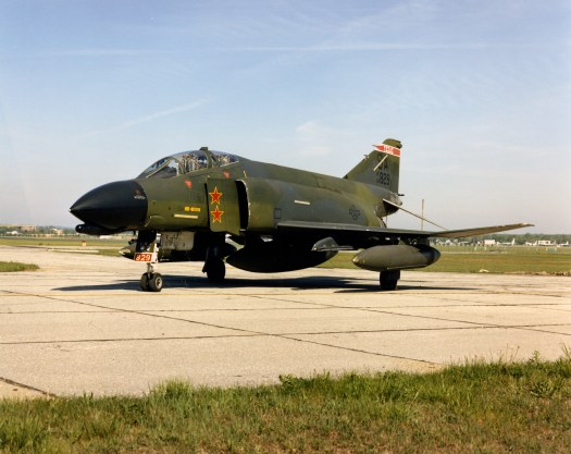 F-4C SCAT XXVII painted for the 149th TFG (ANG)