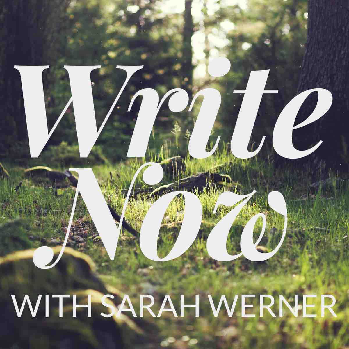 "The Write Now Podcast Presents: ""Coffee Break with Fauzia Burke"""