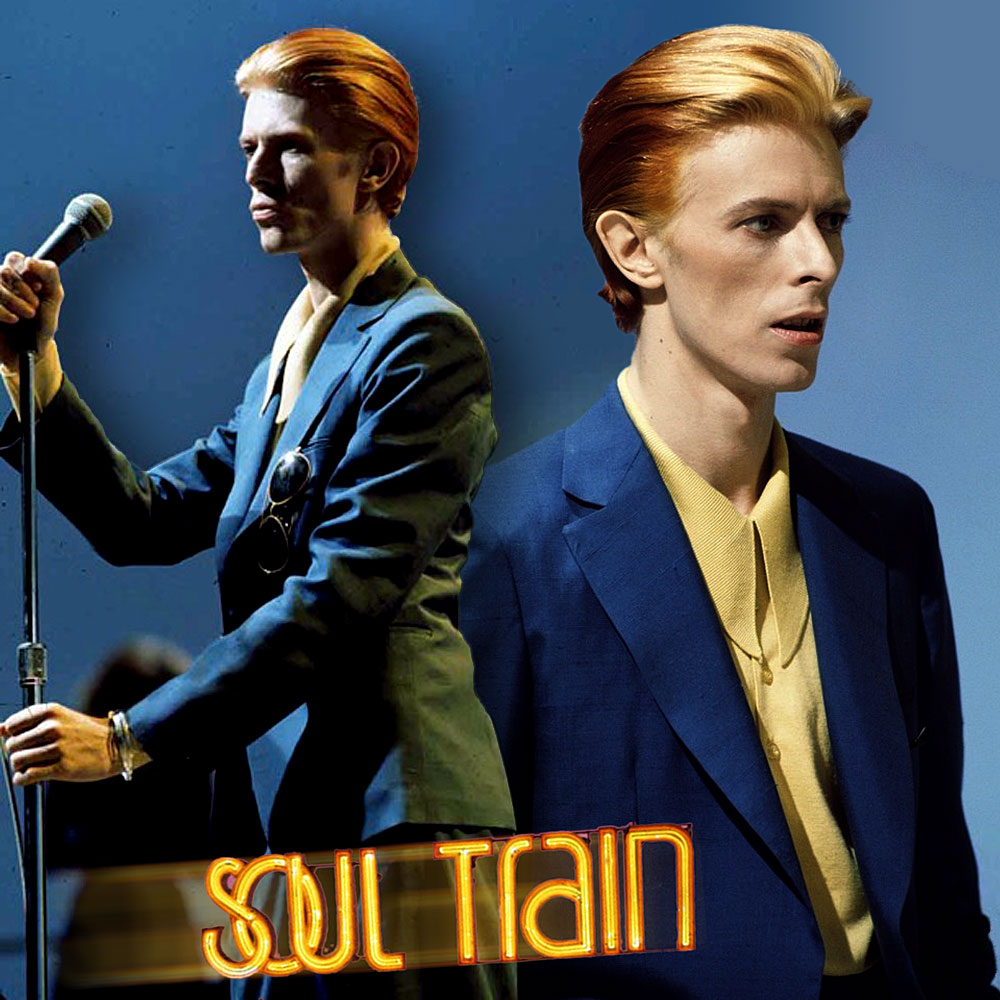 Vintage Gold: My Bowie was Soul Train Bowie