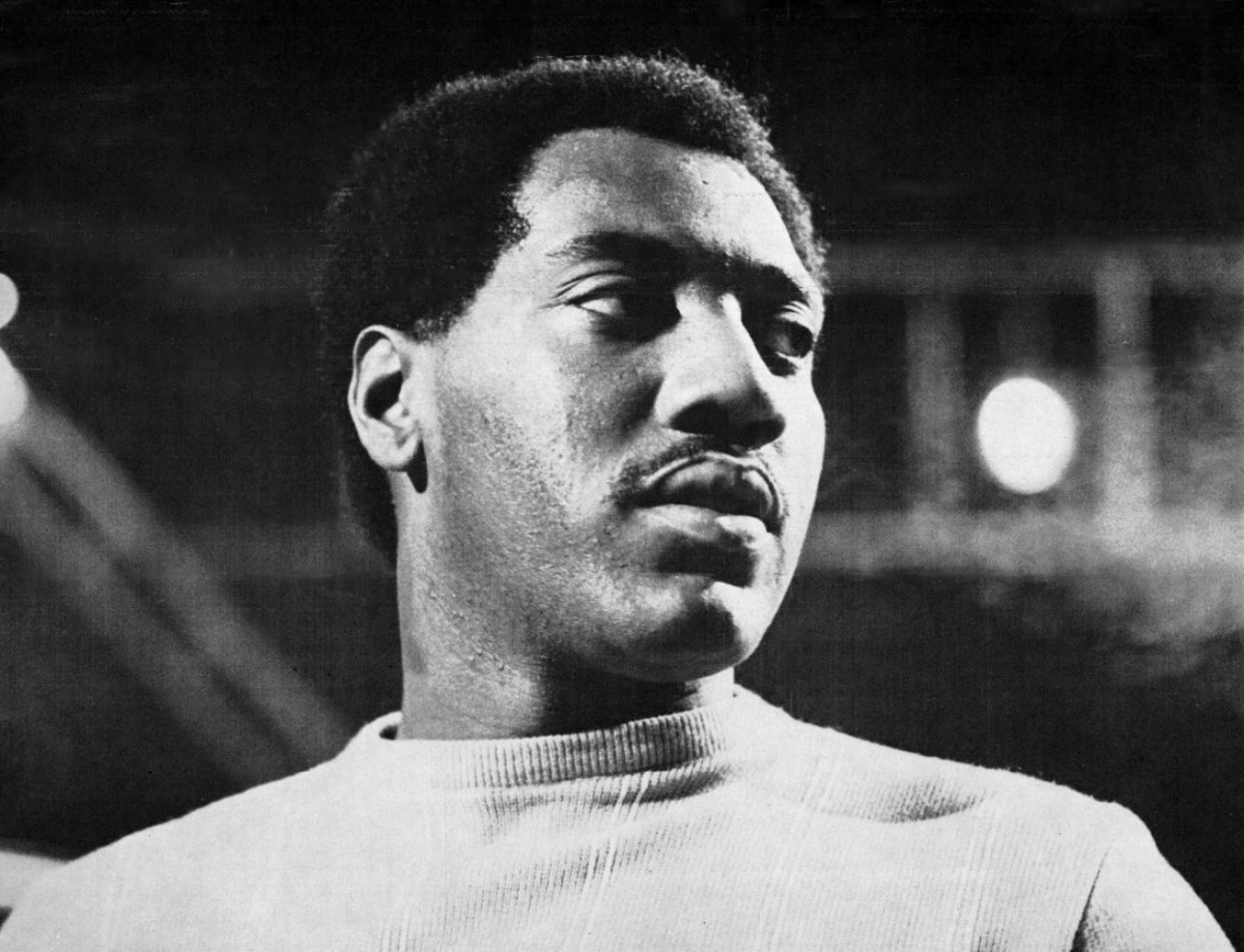 Vintage Gold: Otis Redding. Live in Europe