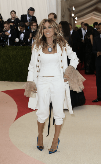 SJP bring pirate hooker glam to the Met