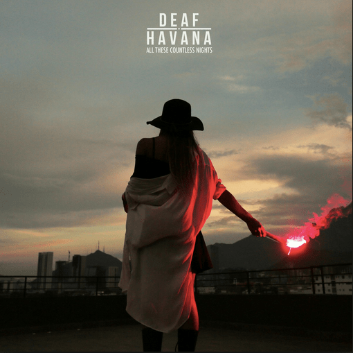 "My Favorite Album of 2017- ""All The Countless Nights""by Deaf Havana...by Alan Koenig."