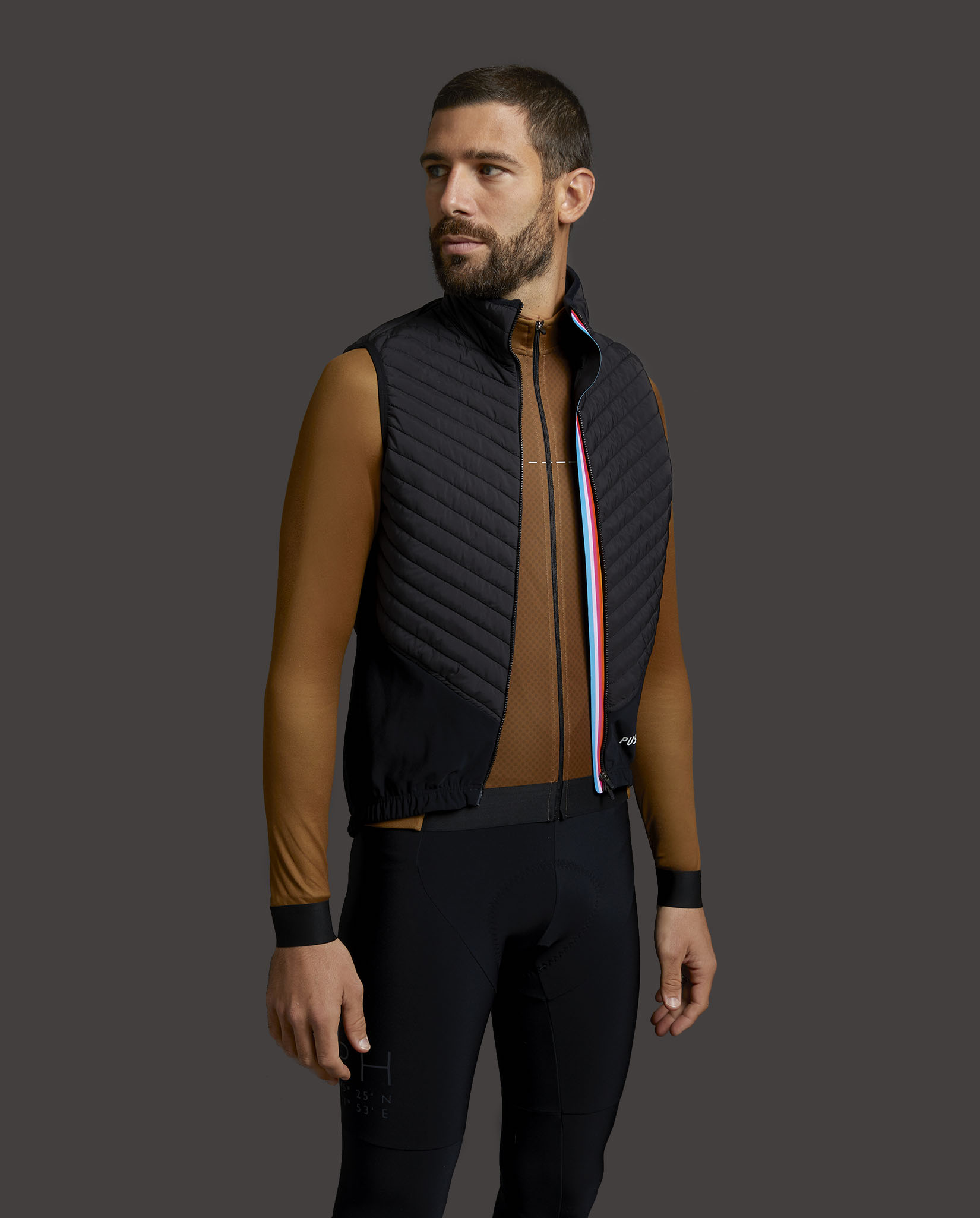 POWER - Gilet Nero