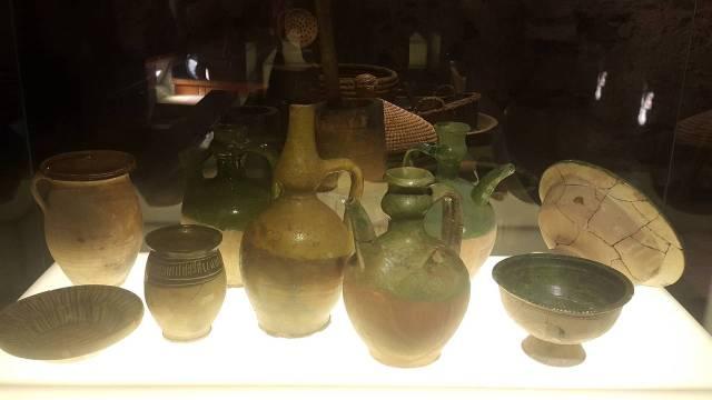 Osmanlı'dan kalma mutfak eşyaları