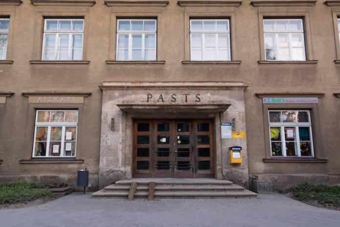 Postane Binası